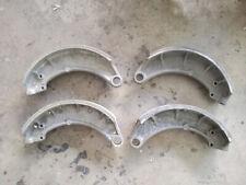Serie ganasce freno  FIAT 615 615N 1100 ALR 60 mm complete set brake shoes