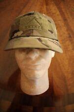 USCG US COAST GUARD MULTICAM SPECOPS I/A CAMOUFLAGE COMBAT BALLCAP BALL CAP HAT