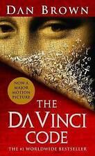 NEW The Da Vinci Code by Dan Brown - Paperback - Free Shipping