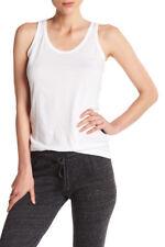 Alternative Earth Apparel Women's L White Tank Top Shirt Large NEW 100% Cotton