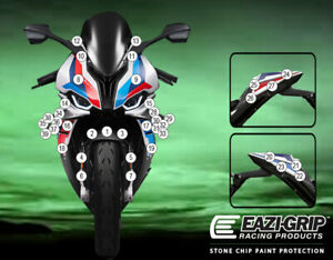 Motorcycle Stone Chip Protection PPF BMW M1000 RR 2021+
