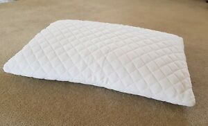 Pillow Protector Pillow Cases  Micro fleece Quilted Soft and Warm  45 X 73  cm