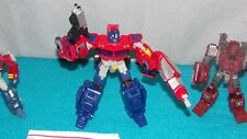Optimus Prime Lot Hasbro Transformers Universe Classics Robots In Disguise