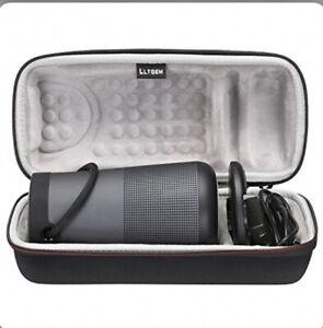 Travel Protective Case for Bose SoundLink Revolve Portable Bluetooth 360 Speaker