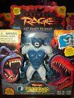 Rare MNT 1996 Vintage Playmates - Primal Rage - Blizzard - 1994 Atari with Card.