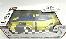 Vroom Action Sound Remote Control Racing Car Pit Stop Series 1:24 Scale Indy 500