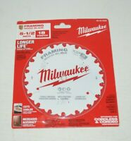 Milwaukee-48-40-0520 5-1/2 in. 18T Framing Circular Saw Blade