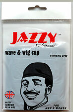 Jazzy Wig & Wave Stocking Wig Cap Breathable Stretchable Nylon For Men Women UK