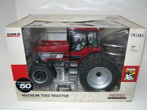 1/16 CASE I-H 7250 MFWD MARK 50 FARM TOY MUSEUM EDITION w/DUALS NIB