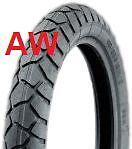 Heidenau Tyre 110/80-19 Catspaw Tyre Tubeless K76