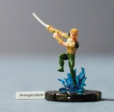 Dc Heroclix Justice League 002 Aquaman Common