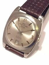Vintage Swiss JAQUET-GIRARD Geneve Automatic Mens Watch