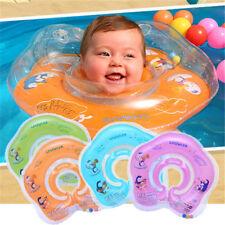 Kinder Baby Halsring Schwimmreifen Schwimmhilfe Schwimmflügel Schwimmtrainer Neu