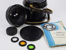 Perfect. Super wide KMZ MIR-20M 20mm f/3.5 lens M42 s/n 860019. Soviet Flektogon