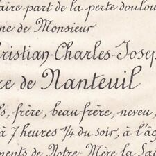 Christian De La Barre De Nanteuil Boulogne-sur-Mer 1878