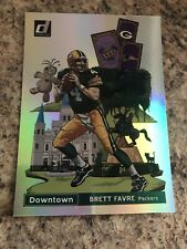 2020 Panini NFL Donruss Downtown Brett Favre Green Bay Packers Case Hit Gorgeous