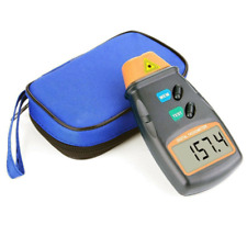 Dt 2234c Handheld Non Contact Lcd Digital Laser Tachometer Rpm Speed