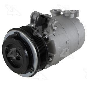 A/C Compressor-New Compressor 4 Seasons 168353