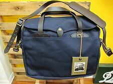 FILSON Original Briefcase  Navy  New  Made in USA