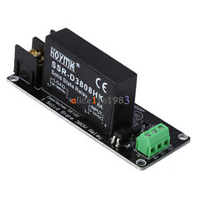 380V 8A 1 Channel Solid State Relay Module Board SSR Switch Controller F Arduino