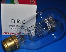 ★LAMPADA DRC 120 V 1000 W P28S PER PROIETTORE 35 mm EPISCOPIO ( 3M,FeB )★