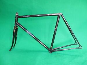 Presto NJS Keirin Frame Set Track Bike Single Speed Columbus EL Tubing 53cm