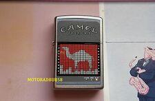 ZIPPO-Camel-Electronica-Limited 60-tabulazione + ULTRA RAR!!!