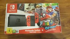 Empty Box For Mario Odyssey Nintendo Switch EXCELLENT condition