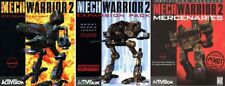 MECHWARRIOR 2 + GHOST BEAR + MERCENARIES +1Clk Windows 10 8 7 Vista XP Install