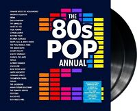 "Various Artists ""The 80s Pop Annual vol.2"" Audiophile 180g Vinyl 2LP NEU 2018"