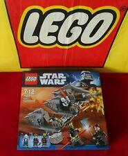 "LEGO Star Wars 7957 ""SITH NIGHTSPEEDER"" Rare Minifigures Sealed Box Collectable"