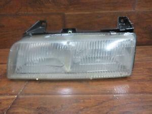 Chevrolet Beretta: 1987, 1988, 1989, 1990, 1991, 1992 - 1996, Left Headlight