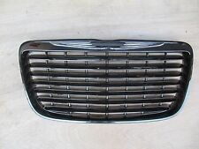 CHRYSLER 300 300C BLACK CHROME STYLE GRILL 11-14 MODIFIED EMBLEM  CH1200351