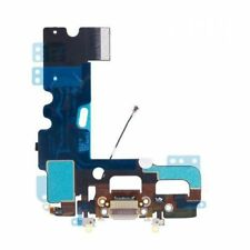 Charger Charging Dock Port Audio Jack Flex Cable For iPhone 7 Plus 5.5″ White