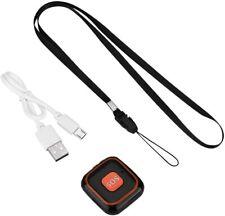 Mini Gps Tracker Locator Rf-V28 Rechargeable App Tracking Personal Sos Alarm