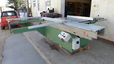 Altendorf F90 Panel Saw. 3 Phase, 4hp, DC Brake, Seperate Scribe. Fully Working