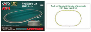 Kato 3-111 HO HV1 Unitrack Outer Track Oval Expasion Set
