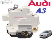 Serratura Audi A3 8P Chiusura Elettrica Centralizzata Anteriore Sinistra 2003 >