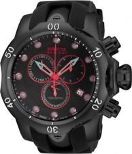 Invicta Reserve 18881 Venom Swiss Made Chronograph Date 1000MT Black Mens Watch