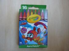 Crayola Pick your pack crayons, Aero Fetch, 16 pack from 2017, 52-4420