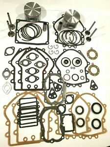 ENGINE REBUILD KIT FITS OPPOSED TWIN CYLINDER BRIGGS & STRATTON 16HP-18HP, USA