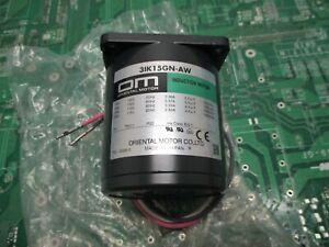 Oriental Motor Induction Motor 3IK15GN-AW