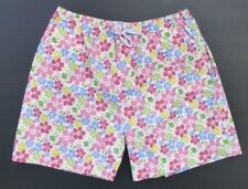 Blair Womens 2XL Multi-Color Elastic Waist Drawstring Shorts New With Defects