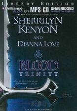 PAPERBACK Belador Code: Blood Trinity Bk. 1  Sherrilyn Kenyon and Dianna Love