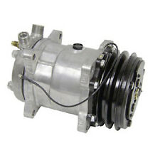 NEW A/C COMPRESSOR AND YORK TO SANDEN MOUNT 9285 SANDEN STYLE 508 DOUBLE PULLY