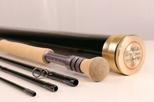 R L Winston AIR Salt 9 FT  6 WT  Fly Rod - FREE HARDY REEL - FREE 2 DAY SHIPPING