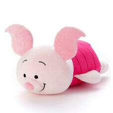 Piglet Plush Doll M Crawl Hai Mocchi-Mocchi- Disney Takara Tomy Japan Winnie