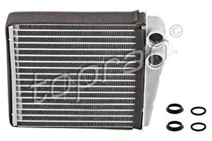 Heater Core Exchanger Fits AUDI A3 SEAT Altea SKODA Octavia VW Passat 2003-