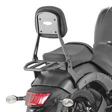 KAPPA KAWASAKI VULCAN MOTO MOTO Respaldo Con Desmontable Soporte