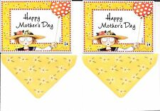 Mary Engelbreit Happy Mother's Day Polka Dot Balloon Note Cards - Set of 2 cards